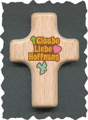 """Handschmeichler """"Glaube Liebe Hoffnung"""""""